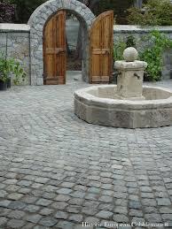 Cobblestone Ideas by Antique Granite Cobblestone 6