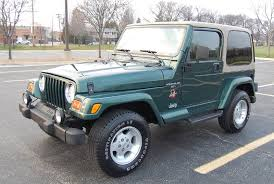 jeep wrangler l 2000 jeep wrangler 4 0l 5 speed one owner