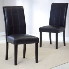 Leather Dining Armchair Formal Dining Chairs Hayneedle