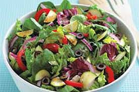 Garden Salad Ideas Italian Garden Salad Recipe Salads Pinterest Salad Recipes