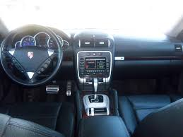porsche suv interior 2017 2004 porsche cayenne information and photos zombiedrive