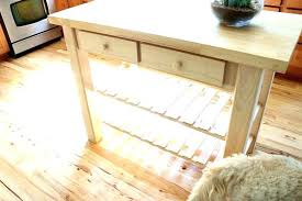 unfinished kitchen island with seating kitchen islands unfinished solid wood kitchen islands unfinished