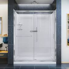 dreamline infinity z frameless sliding shower door 32