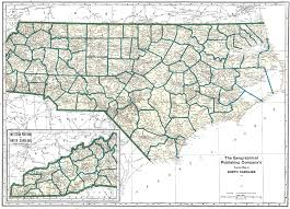 Map Of Wilmington Nc Historical Maps Of North Carolina