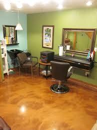 metallic epoxy hey good lookin u0027 salon fitchburg ma by black bear