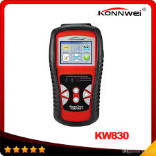 konnwei kw830 obd2 scanner diagnostic tool auto code reader as