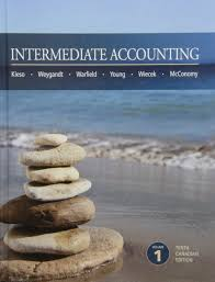 intermediate accounting donald e kieso jerry j weygandt terry