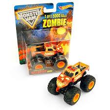 buy wheels monster jam trucks wheels zombie halloween die cast truck