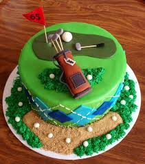 The 25 Best Golf Cakes Ideas On Pinterest Golf Birthday Cakes