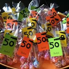 50th birthday favors 50th birthday pinteres