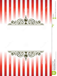 circus ornaments background royalty free stock photos image