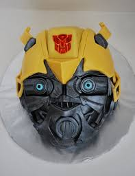 transformers cakes cake studio bumblebee transformer
