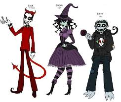 nightmare before christmas costumes characters pictures free best
