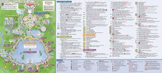 Printable Map Of Disney World by The 2017 Epcot International Food U0026 Wine Festival Guidemap Is Here