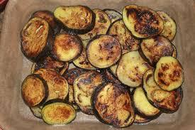 cuisiner les aubergines au four la cuisine de bernard légumes grillés du soleil