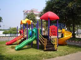 Backyard Playground Slides by Project Of 2 To 12 Years Old Kids Playground Equipment Angel