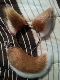deer ears headband deer ears for sale by whitelightheart on deviantart