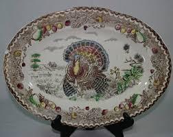 thanksgiving turkey platter turkey platter etsy