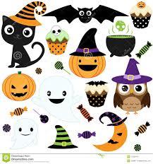 cute happy halloween logo cute halloween