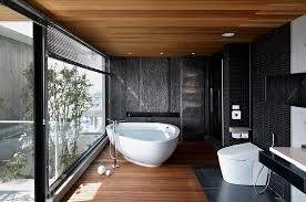 Black Modern Bathroom Unique Black Modern Bathroom Toilet Touch Of Class For The Modern