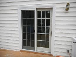 New Patio Doors View Of Completed Sliding Patio Door Rbm Remodeling Solutions Llc
