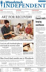 the woodstock independent july 23rd 2014 by woodstock independent