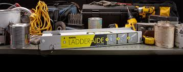 ladder aide use your ladder on stairs ideal security inc