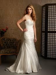 ruched wedding dress vosoi com