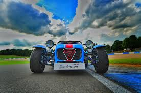caterham caterham and donington celebrate their birthdays together with