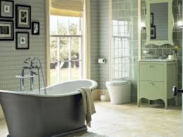 roll top bath with window ledge bathroom victorian and traditional