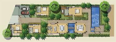 villa house plans waterfront villa house plans homeca