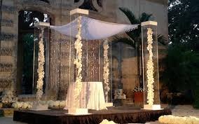 Wedding Arch Kijiji Chuppah With Crystal Garland Modern Glam Pinterest Chuppah