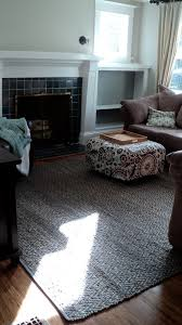 West Elm Chenille Jute Rug Back To Looking For A Rug Living In The Rain Garden