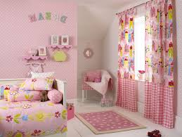 Girls Bedroom Hooks Bedroom Pink Wall Theme And Curtains On The Hook Connected