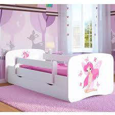 fairy bed kocot kids butterfly fairy children s cabin bed with mattress and