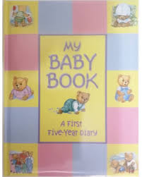 baby books online my baby book a five year diary buy my baby book a