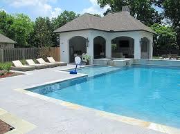deck swimming pools above ground deck over pool cost grecian in