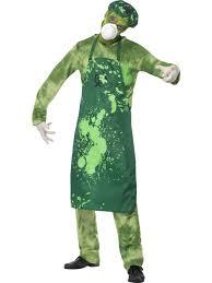 Biohazard Lab Surgeon Costume 40049 Fancy Dress Ball