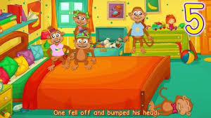No More Monkeys Jumping On The Bed Song 5 Little Monkeys Jumping On The Bed Nursery Rhyme Homewood Nursery