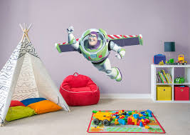 buzz lightyear wall decal shop fathead for toy story decor buzz lightyear fathead wall decal