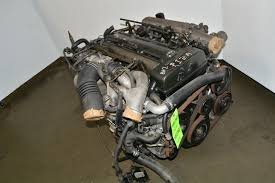 jdm toyota aresto 2jzgte twin turbo engine 5 speed manual