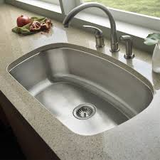 Kitchen Sinks Stainless Steel Houzer Mb 3300 1 Medallion Designer Series Undermount Stainless