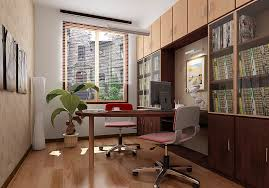 Simple Office Design Ideas Office Narrow Modern Small Home Office Design With Wood Parquet