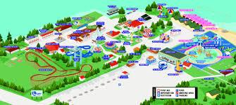 Foxwoods Casino Map Quassy Amusement Park Middlebury Ct Ettractions Com