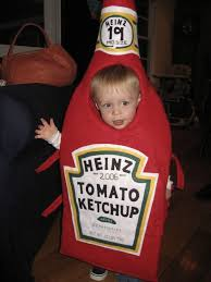 Diy Halloween Costumes Kids Idea 25 Ketchup Costume Ideas French Fries Origin