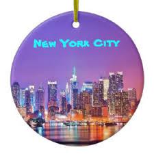new york city ornaments keepsake ornaments zazzle