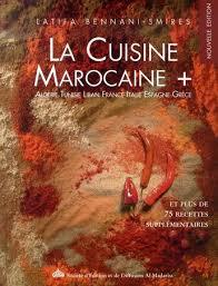 livre de cuisine marocaine la cuisine marocaine de latifa bennani smires aux éditions al
