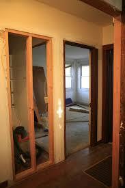 some simple design for framing a door opening idoorframe com