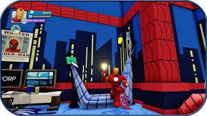 disney infinity 2 0 spiderman room interiors ep 9