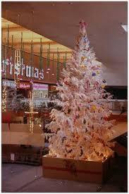 photograph snapshot vintage color tree ornaments 1970 s